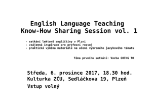 ELT Know How Sharing Session vol 1